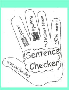 sentence checker