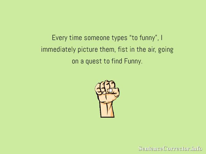 grammar errors funny stories